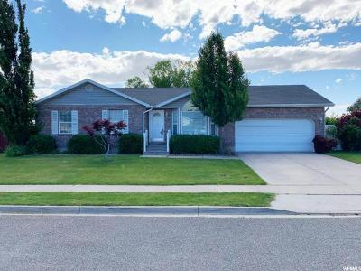 Lehi Single Family Home For Sale: 2105 N 825 E