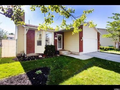 Single Family Home For Sale: 6916 S Penstemmon W