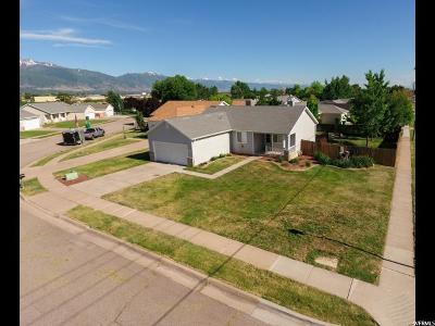 Single Family Home For Sale: 2191 W 1450 N