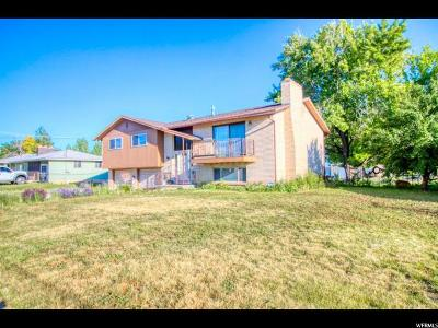 Syracuse Single Family Home For Sale: 1811 W 2700 S