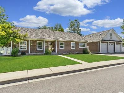 Bountiful Single Family Home Under Contract: 208 E 650 N