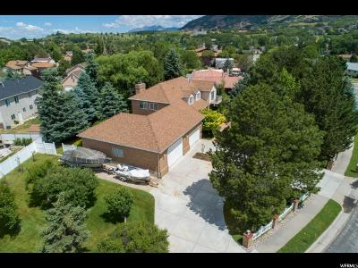 South Ogden Single Family Home For Sale: 5983 S Skyline Dr