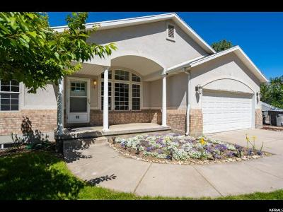 American Fork Single Family Home Under Contract: 53 N 900 E