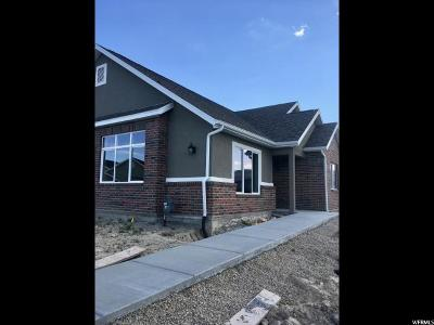 Herriman Townhouse For Sale: 5488 W Copper Gulch Ln S #D