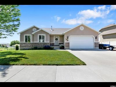 Payson Single Family Home Under Contract: 1598 S 840 W