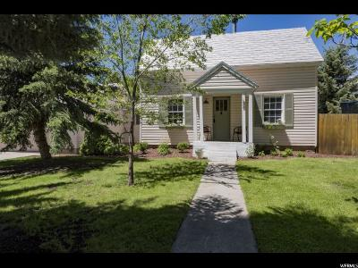 Midway Single Family Home For Sale: 85 N 100 E