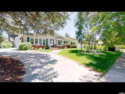 Bountiful Single Family Home For Sale: 3471 S 550 St W