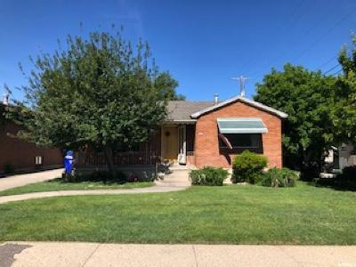 Bountiful Single Family Home For Sale: 480 S 100 W