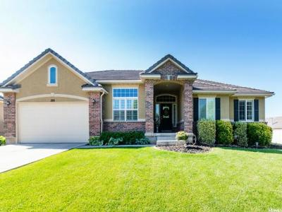 Kaysville Single Family Home Under Contract: 285 Western Dr