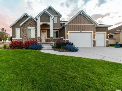 Herriman Single Family Home For Sale: 14022 S Ivie Rose Ct