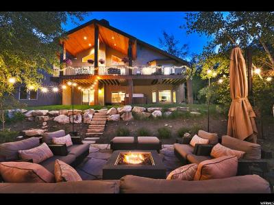 Park City Single Family Home For Sale: 2080 Bear Hollow Dr