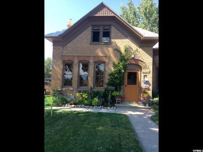 Springville Single Family Home Under Contract: 391 E 800 S