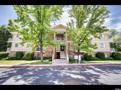 Provo Condo Under Contract: 1227 N Riverside Ave #60