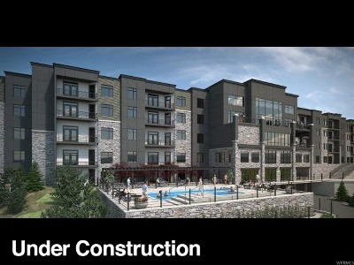 Wasatch County Condo Under Contract: 909 Peace Tree Trl #420
