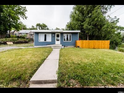 Providence Single Family Home For Sale: 148 E 200 S