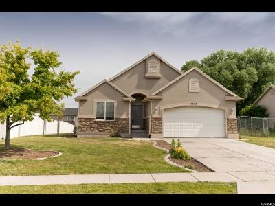 Clinton Single Family Home Backup: 2648 W 1445 N