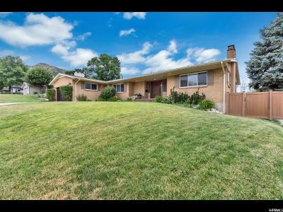 Salt Lake City UT Single Family Home For Sale: $849,900