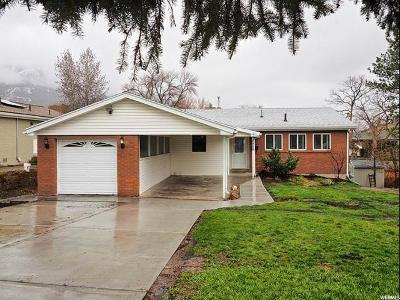 Holladay Single Family Home For Sale: 2800 E 4135 S