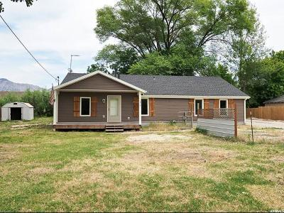 Farr West Single Family Home Under Contract: 2412 N 2000 W