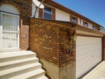 Roy UT Single Family Home For Sale: $180,000