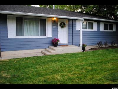 Grantsville Single Family Home For Sale: 229 E Cherry St