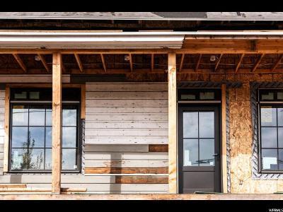 Park City UT Single Family Home For Sale: $3,350,000