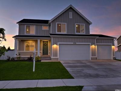 Riverton Single Family Home Backup: 3696 W Creek Meadow Rd