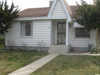 Single Family Home For Sale: 161 S 300 E