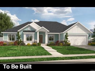 Mapleton Single Family Home For Sale: 126 N 800 W #3