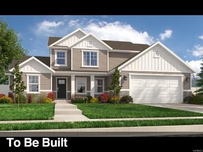 Mapleton Single Family Home For Sale: 234 N 800 W #6