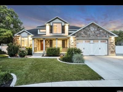 Provo Single Family Home Backup: 1192 W 1870 N