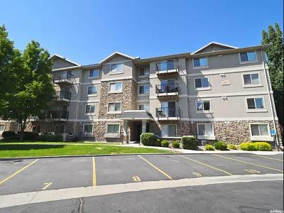 Cottonwood Heights Condo Under Contract: 1205 E Privet Dr #431