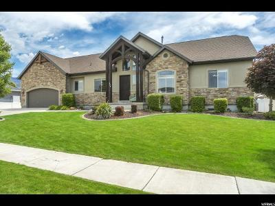 American Fork Single Family Home For Sale: 374 N 950 E