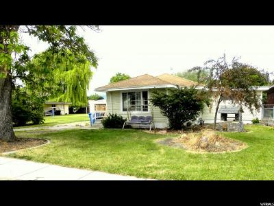 Hyrum Single Family Home For Sale: 121 N 100 W