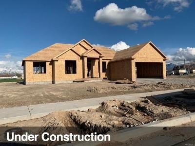 Grantsville Single Family Home Under Contract: 103 S Mustang Rdg #115