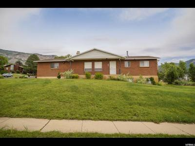 North Ogden Single Family Home For Sale: 3286 N 450 E