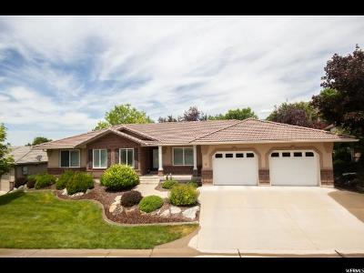 Logan Single Family Home For Sale: 17 Shadow Mountain Dr