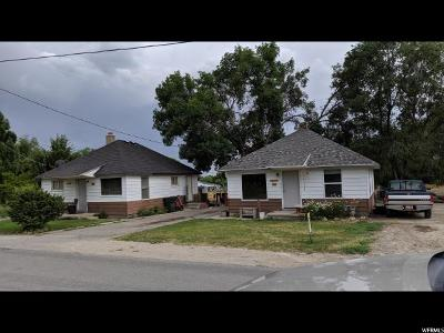Carbonville Single Family Home For Sale: 1123 N 1500 W
