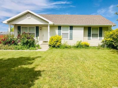Hyrum Single Family Home For Sale: 56 S 1250 E