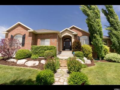 Layton Single Family Home For Sale: 1225 S Westside Dr Dr W