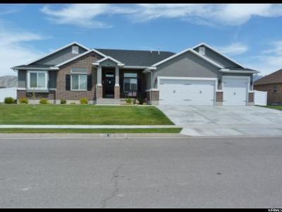 Single Family Home For Sale: 80 N 570 E