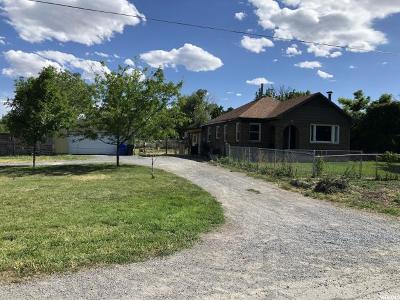 Grantsville Single Family Home Under Contract: 233 W Vine St