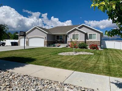 Grantsville Single Family Home Backup: 468 S Saddle Rd E