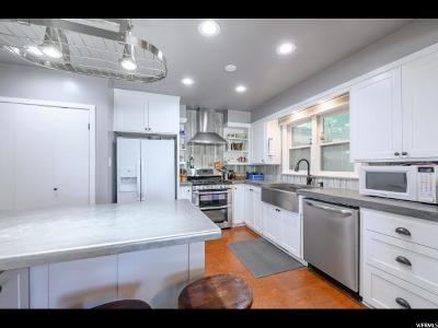 Bountiful Single Family Home For Sale: 1465 S Orchard E