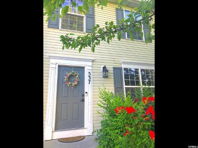 Clearfield Townhouse Under Contract: 537 S 450 E