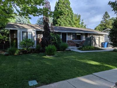 Kaysville Single Family Home Under Contract: 365 N 700 E