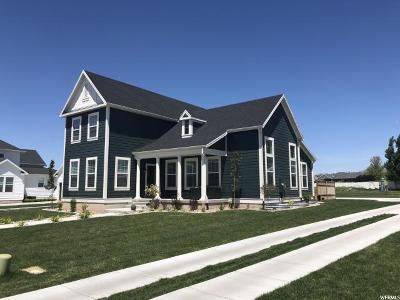 Kaysville Single Family Home For Sale: 396 Hill Farms Ln