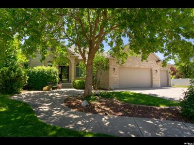 Layton Single Family Home For Sale: 1215 Parkside Ln