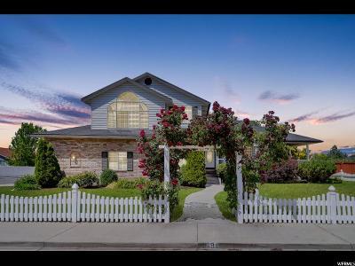 Orem Single Family Home Backup: 684 S 250 W