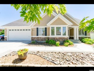 Smithfield Single Family Home For Sale: 12 S 960 E